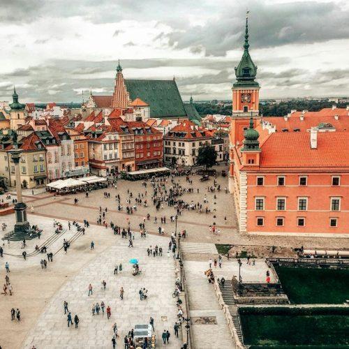 🔖     Бюджетная Варшава